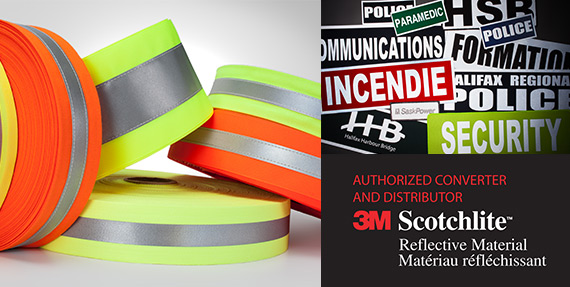 3M Scotchlite reflective products